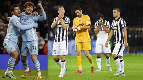 Man City - Juventus