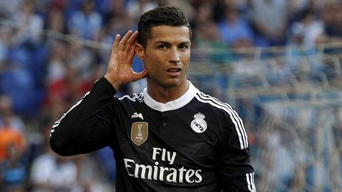 Ronaldo góp công trong cả 6 bàn thắng vào lưới Espanyol