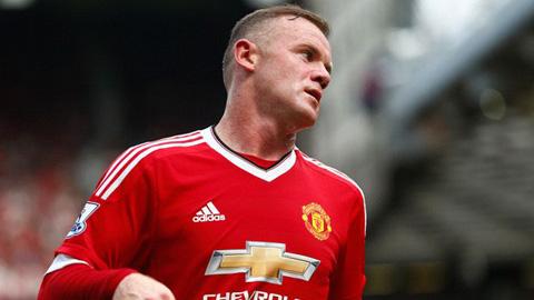 Rooney không kịp bình phục chấn thương gân khoeo