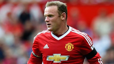 Rooney sẽ tiếp tục vắng mặt vì chấn thương