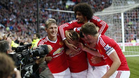 Một chiến thắng trước PSV là mục tiêu không quá khó khăn với Man United