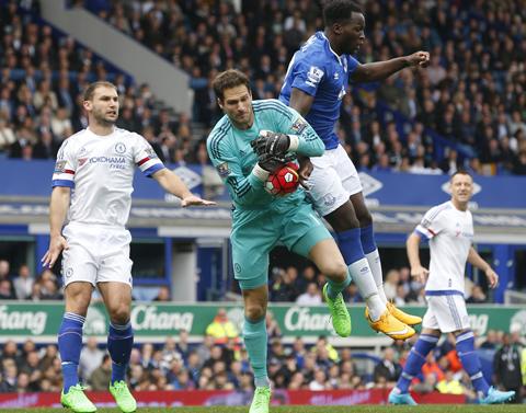 Begovic mới chuyển tới Chelsea mùa Hè này