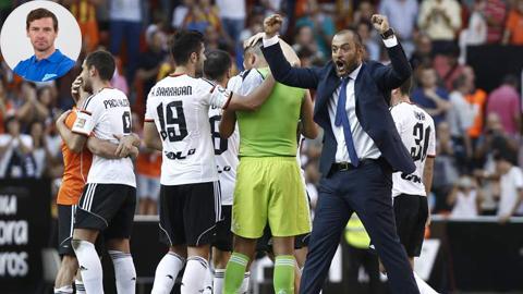 Nuno Santo và các học trò đã sẵn sàng đánh bại Zenit của Villas-Boas (ảnh nhỏ)
