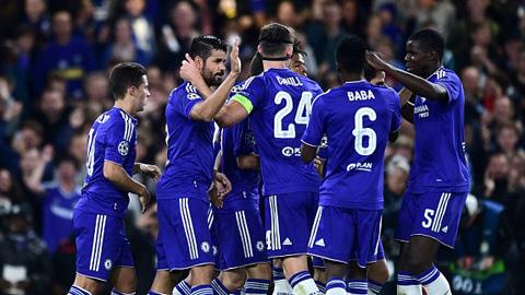 Chelsea cứu người Anh khỏi khởi đầu tồi tệ