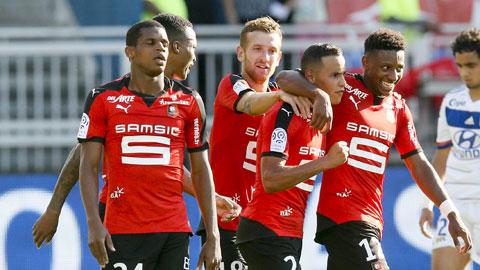 Đang có phong độ rất cao, Rennes sẽ nối dài mạch thắng lên 5 trận đêm nay