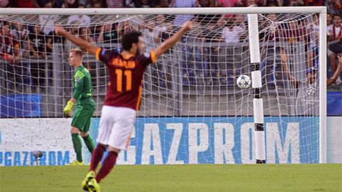 Thủ môn của Barca luôn có xu hướng ra xa khung thành để hỗ trợ đồng đội