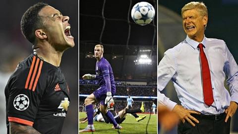 Các CLB Anh đang ngày càng sa sút ở Champions League
