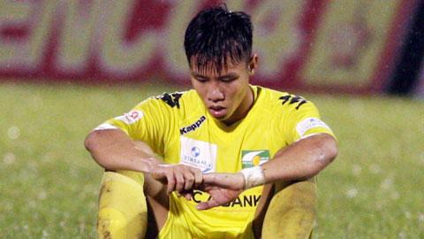 Ngọc Hải sẽ bị treo giò 3 tháng tính từ mùa giải V.League 2016 - Ảnh: Đức Cường