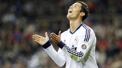 Chỉ cần lập thêm 1 hattrick nữa là Ronaldo sẽ vượt mặt huyền thoại Raul
