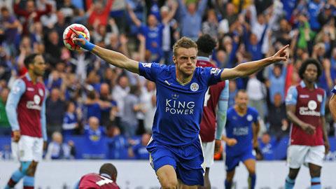 Leicester quyết giành 3 điểm để tiếp tục bám đuổi ngôi đầu của Man City