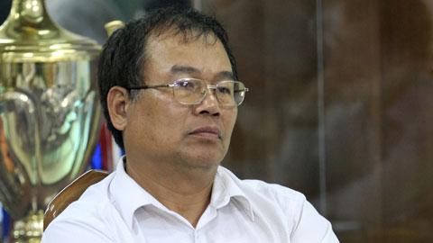 Trưởng Ban Kỷ luật VFF - Nguyễn Hải Hường khẳng định án phạt cho Ngọc Hải có sức răn đe và giáo dục