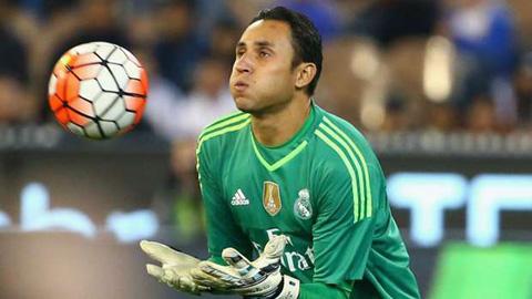 Navas muốn gắn bó lâu dài với Real Madrid