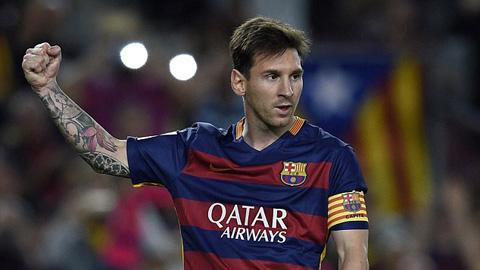 Messi và đồng đội sẽ không được thi đấu tại La Liga nếu xứ Catalonia thành nước độc lập