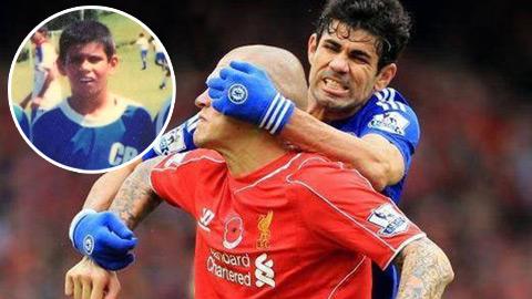 Phong cách chơi bóng nhiều tiểu xảo đã ăn vào máu của Costa