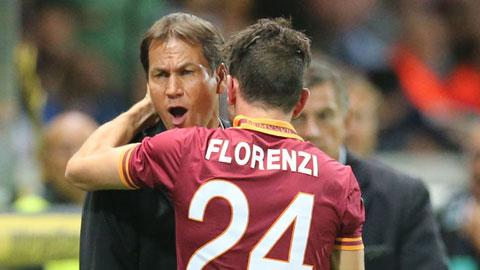 HLV Rudi Garcia phải sớm đưa Roma trở lại đường ray chiến thắng
