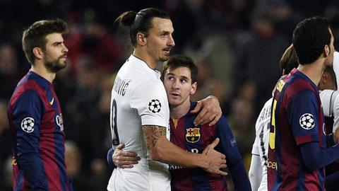 Ibrahimovic và Messi cũng chưa đạt phong độ cao nhất