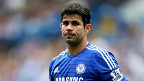 Diego Costa vừa bị FA treo giò 3 trận