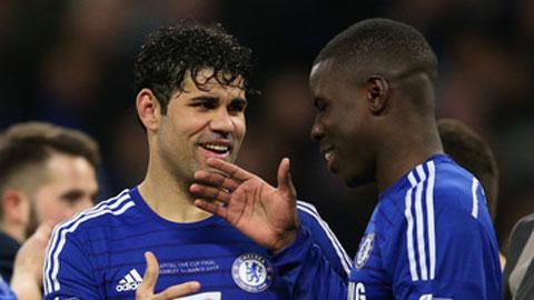 Zouma thừa nhận chơi xấu là bản chất của Costa