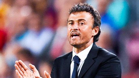 Trên cương vị cầu thủ, Enrique từng chạm trái Valeron cách đây gần 2 thập kỷ