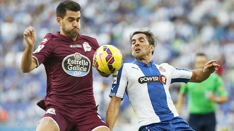 Deportivo vs Espanyol