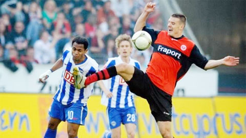 Frankfurt vs Hertha Berlin