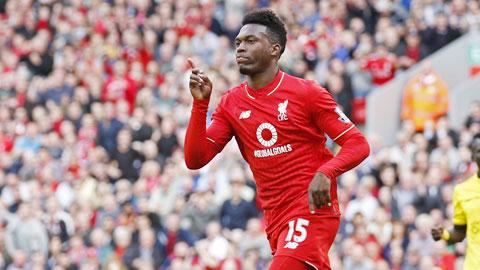 Sturridge chứng tỏ tầm quan trọng tại Liverpool bằng việc ghi liền 2 bàn vào lưới Aston Villa