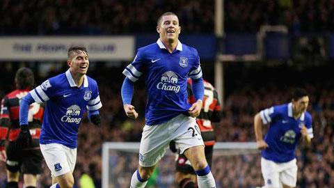Một chiến thắng là mục tiêu không quá khó với Everton