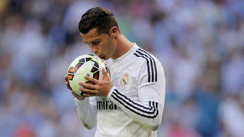 Ronaldo có cơ hội bứt phá trong cuộc đua tranh Quả bóng Vàng 2015