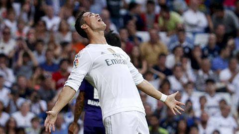 Ronaldo cần nhanh chóng lấy lại phong độ cao nhất trong thời gian Messi chấn thương
