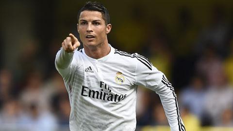 Phong độ của Ronaldo thời gian qua không ổn định