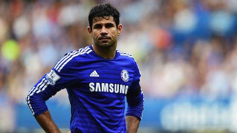 Chelsea giờ đang xếp tận vị trí thứ 15 trên BXH Premier League