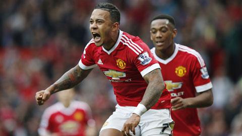 Dù đã lên đầu bảng, các cầu thủ Man United vẫn cần thể hiện nhiều hơn nữa để khẳng định sức mạnh của một ứng cử viên đích thực