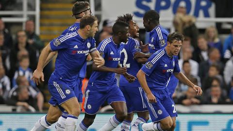 Chelsea đã có trận hòa 2-2 chật vật trước Newcastle vào cuối tuần trước.