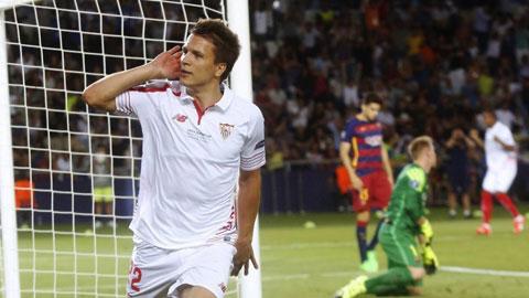 Konoplyanka hiện là cầu thủ đạt hiệu suất ghi bàn tốt nhất Sevilla