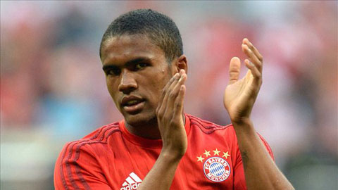 Douglas Costa được HLV Guardiola đánh giá rất cao
