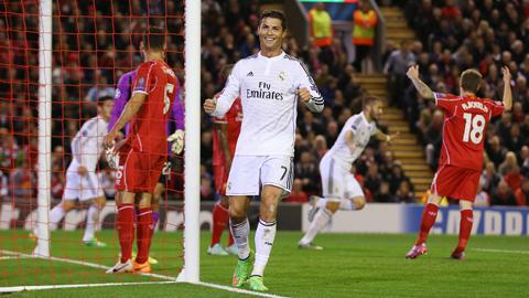 """Ronaldo và đồng đội sẽ dội mưa """"gôn"""" vào lưới Malmo để tạo động lực cho trận derby với Atletico"""