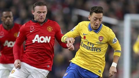 M.U có chiến thắng trước Arsenal ở lần gần nhất ghé thăm Emirates
