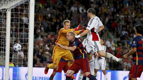 Barca đang có hàng phòng ngự tệ nhất kể từ mùa 2005/06