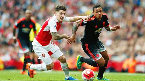Depay đang gặp khó khăn để hòa nhập với bóng đá Anh
