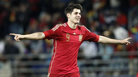 Morata sẽ giải quyết bài toán ghi bàn cho ĐT Tây Ban Nha?