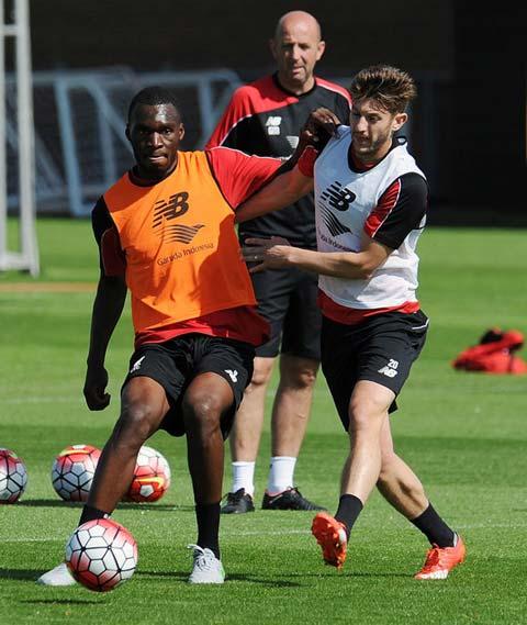 Lallana và Benteke không có nhiều đóng góp cho Liverpool