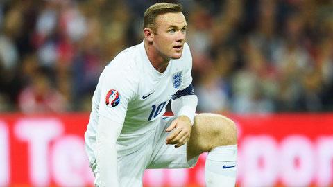 Rooney là cái tên mà không một HLV nào dám đụng tới ở ĐT Anh