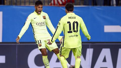 Neymar muốn làm nên lịch sử cùng Barca