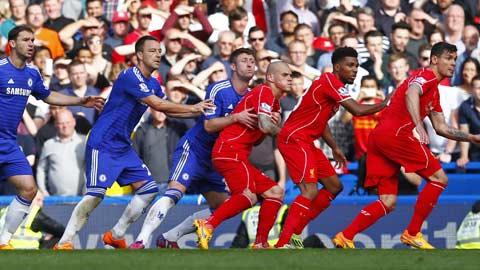 Nếu không giành được những kết quả thuận lợi trong 6 trận đấu tới đây, Chelsea sẽ gục hẳn còn Mourinho cũng khó giữ ghế