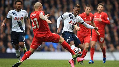 Trực tiếp Tottenham 0-0 Liverpool: Bắt đầu hiệp 2