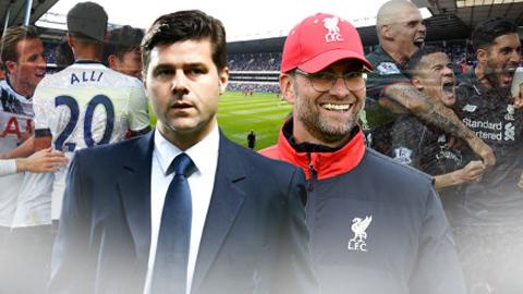 18h45 tối nay, trực tiếp: Tottenham vs Liverpool