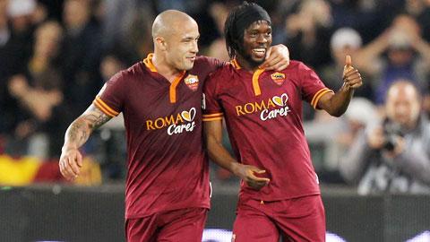 23h00 ngày 17/10, Roma vs Empoli: Phát hiện Gervinho (Trực tiếp: BTV5)