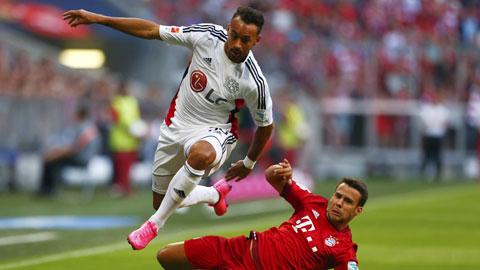20h30 ngày 17/10, Hamburg vs Leverkusen