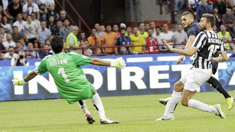 Icardi, hung thần của Juventus