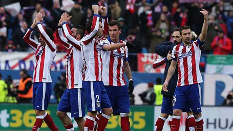 21h00 ngày 18/10, Real Sociedad vs Atletico Madrid: Nghiền nát Sociedad (Trực tiếp: K+PM)